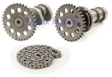Suzuki Stage 2 DRZ400 DRZ 400 400S 400SM Two Hotcams Hot Cams & Cam Timing Chain