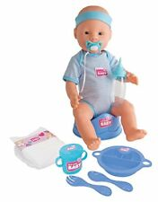 Simba 105030044 - Born Baby Puppen-junge 43 Cm