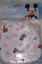 MINNIE MOUSE Baby Booties NEW Pink ~ FREE SHIP ~ MINNIE Mouse