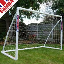 Samba 7 x 5ft Football Goal. Kids Garden Goal Post with Net