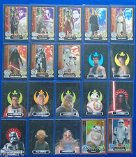 Star Wars Force Attax Choose One Force Awakens Extra Card #121 - 138