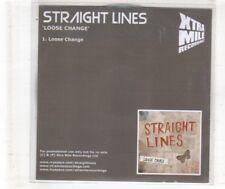 (HN297) Straight Lines, Loose Change - 2010 DJ CD