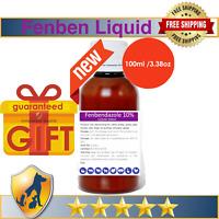 100ml Fenbendazol 10% Liquid Suspension Dewormer Panacur Safe Guard Dog