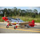FMS P-51D Red Tail V8 Plug N Play 1450mm