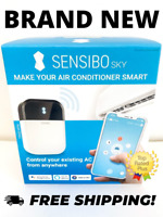 NEW! Sensibo Sky V2 Smart Air Conditioner WiFi Thermometer Cloud White w/ Alexa