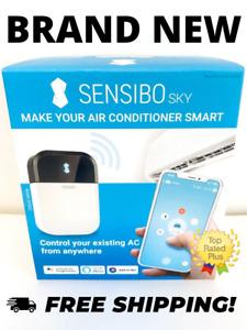 NEW! Sensibo Sky V2 Smart Air Conditioner WiFi Thermometer Cloud White w/ Alexa
