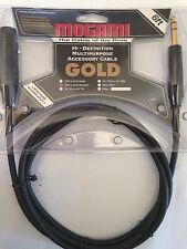 Mogami Gold TRS to XLR Female 6Ft. Cable