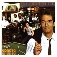 HUEY LEWIS & THE NEWS - SPORTS (EXPANDED VERSION)  CD 14 TRACKS CLASSIC ROCK NEW