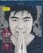 Lang Lang Dragon Songs Bluray Blu-ray NEW documentary of 2005 China tour concert