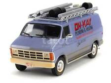Dodge Ram Van Oh-Kay 1990 - Greenlight 1/43