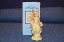 Lovely Beswick Beatrix Potter ''Mr Benjamin Bunny'' *Last Run* SW14