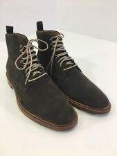 GORDON RUSH MEN'S BARTLETT LACE UP ANKLE BOOT CHOCOLATE SZ 7.5 NEW