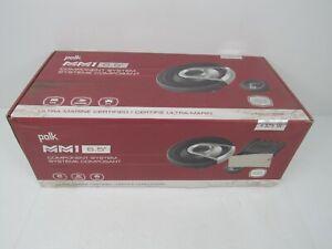 Polk Audio MM6502, MM Series 6.5'' 2-Way Component Car / Marine / UTV Speakers