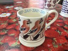 Emma Bridgewater Jay 1/2pt MUG NEW Original Best
