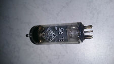 EL95 Telefunken diamond  tested good on Funke W19S  Röhren / tubes Nr.M7