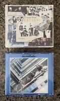 The Beatles LOT of 4 CD's CD Anthology 1 Blue Album 1967 - 1970