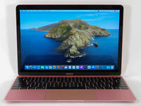"ROSE GOLD 12"" Apple MacBook 2017 Retina 1.3GHz Core i5 8GB RAM 512GB + WARRANTY!"
