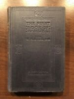 THE FIRST BOOK OF SAMUEL by REV. W.H. RIGG - THE RELIGIOUS TRACT SOCIETY - H/B
