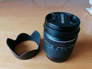 Olympus Zuiko Digital 40-150mm f/3.5-4.5 Lens
