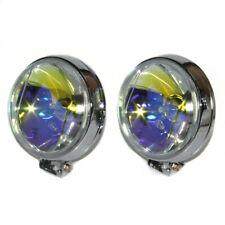 Fog Spot Lights Yellow Lamps E-Marked For Honda Accord Civic Cr-V Jazz Integra
