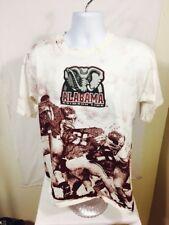 Alabama Crimson Tide White (44) Short Sleeve T-Shirt