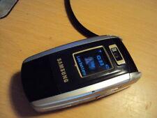 Simple fácil Barato ancianos pensionista Samsung Z500 Teléfono Móvil en Naranja
