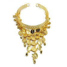 1XWomen Belly Dance Accessories Costume Dancing Coin Sequins Hair Band HeadbandR