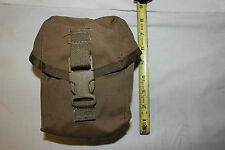 NEW USMC MOLLE II 100 Round Saw Ammo Pouch General Utility ILBE COYOTE LOT 10