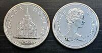 Canada 1976 100th Library of Parliament Centennial Specimen Silver Dollar!!