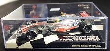 Minichamps ◊ Vodaphone McLaren Mercedes MP4-22 L.Hamilton ◊ 1st Podium ,GP 2007