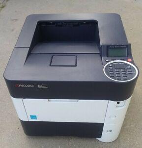 Kyocera FS-4300dn Monochrome Laser Printer.  Only 9K Prints Total
