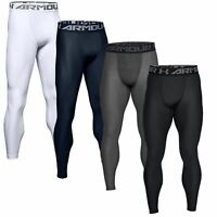 [1289577] Mens Under Armour HeatGear Armour 2.0 Legging