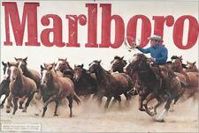 NEW Marlboro tin metal sign