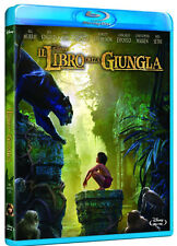 IL LIBRO DELLA GIUNGLA - Il Film (BLU-RAY) DEFINIZIONE HD DISNEY PICTURES