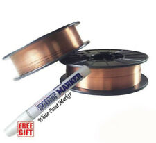 "ER70S-6 .023""  x 10 lb Mig Welding wire (2 Spools)"