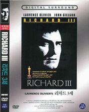 Richard III / Laurence Olivier, 1955 / NEW
