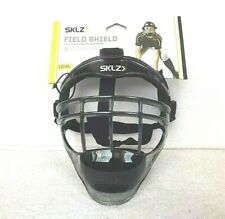 New SKLZ Unisex Field Shield L/XL Full Face Protection Mask Guard Softball Black