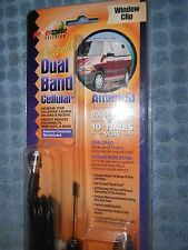 New Powermate Dual-Band Cell Phone Signal Booster Amplifier Antenna....