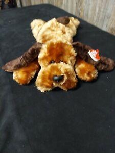 "Ty Classic - Memphis Hound Dog - Large Soft Plush Toy 13"""