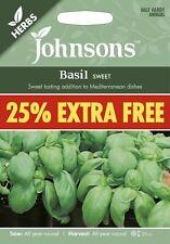 Basil Lettuce Leaf Appx 400 seeds Vegetable Herb