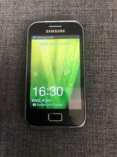 Samsung Galaxy Ace Plus GT-S7500 - Black (Unlocked) Smartphone