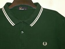 Fred Perry twin tipped polo shirt t-shirt M3600 XXL 2XL F526