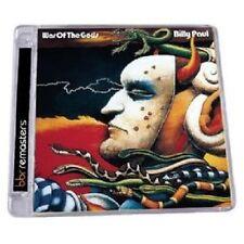 Billy Paul - War Of The Gods BBR 0184  Remasterd 2012 cd + bonustracks