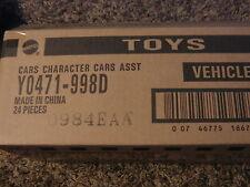 DISNEY PIXAR CARS 2014 CASE Y0471-998D