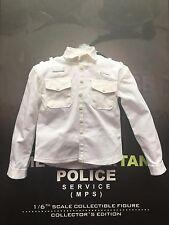 Modeling Toys British Metropolitan Police White Shirt loose 1/6th scale
