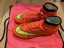 Nike Mercurial Superfly IV 4 FG Soccer Clears Size 8.5 - Lightly Used