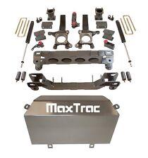 "MaxTrac K946764 6"" Lift Kit Tundra 2007-19 4x4 Suspension Unique ""No Cut"" Design"