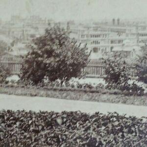 Centennial Exhibition Philadelphia 1876 James Cramer 1870s Photo Stereoview A22