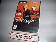 """Pro Evolution Soccer 3 PES """"Collina"""" PC Windows Edizione Italiana Sigillato!"""