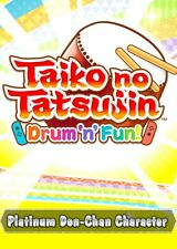 Platinum don-chan bonus * Taiko no Tatsujin drum 'n' Fun! Nintendo switch DLC código
